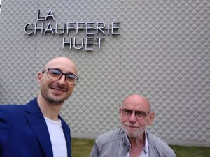 Inauguration de La Chaufferie Huet
